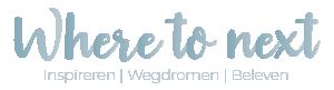 Logo - Where to next